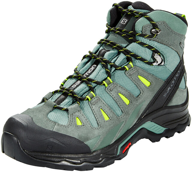 Prime Chiclime Salomon Greenurban Quest Gtx Shoes Balsam Green Herren UzMpGLqSV
